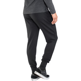 super.natural Essential Cuffed Pants Herren jet black